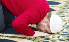 What is the ruling of the intention of Prayer?