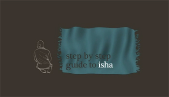The Isha Prayer
