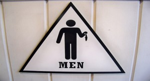 Men bathroom