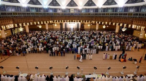 Perfecting Prayer in Ramadan