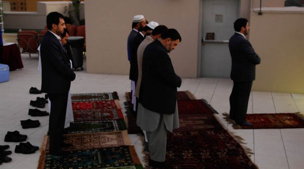 Verbal Intention Before Prayer: Necessary?