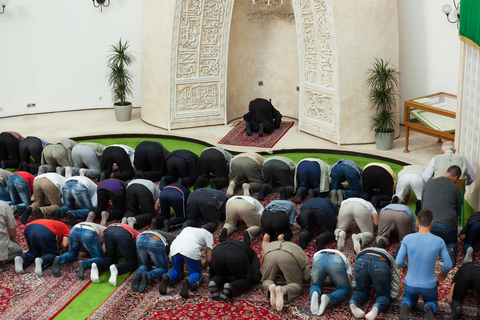 Imam Nullifies His Ablution During Prayer: What to Do?