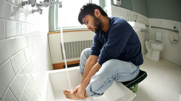Does Bleeding Nullify One's Ablution?