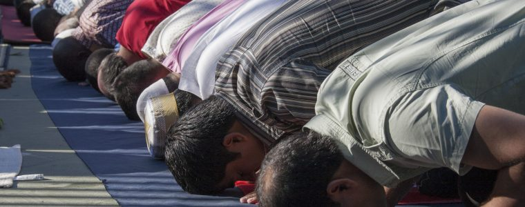 Covering Head During Prayer: A Must?