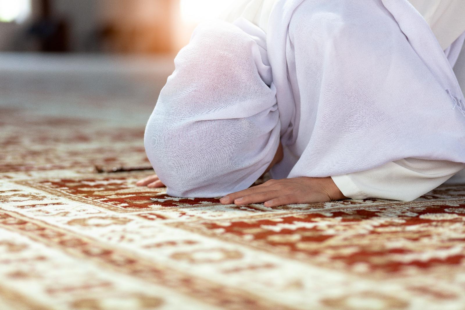 Prayer after Menses