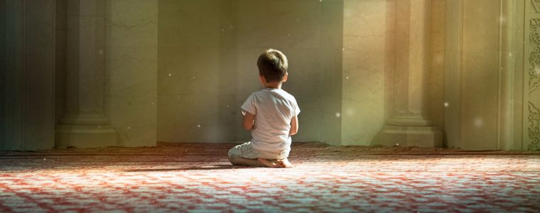 Accompanying Children to the Masjid: Permissible?