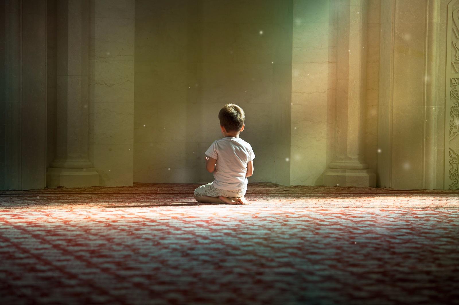 Accompanying Children to the Masjid