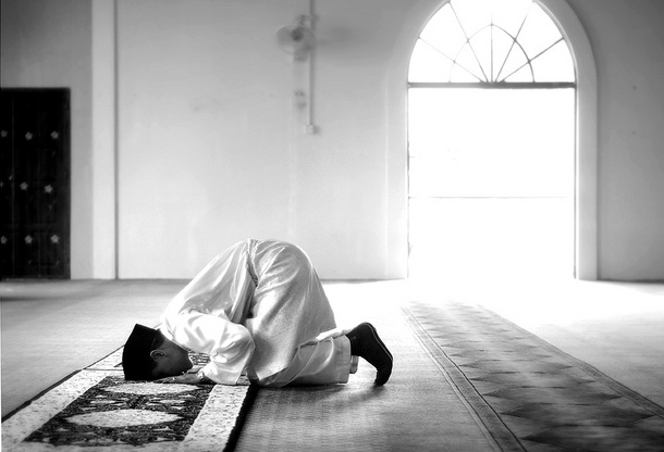 Sujud (prostration)
