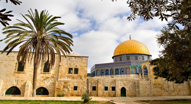 Al-Aqas Mosque.