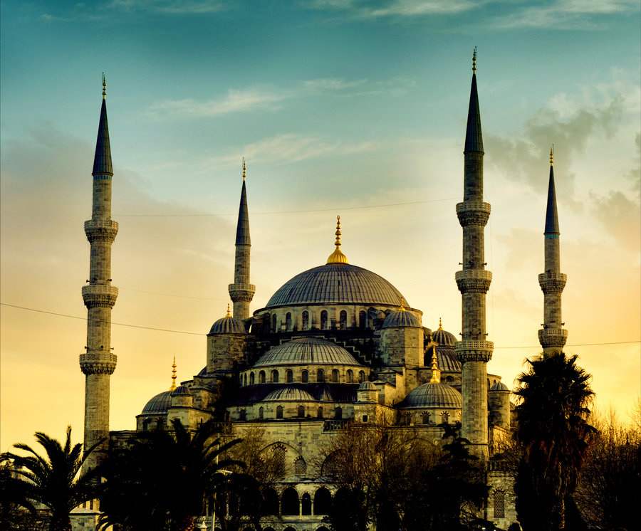 Sultan Ahmad Mosque