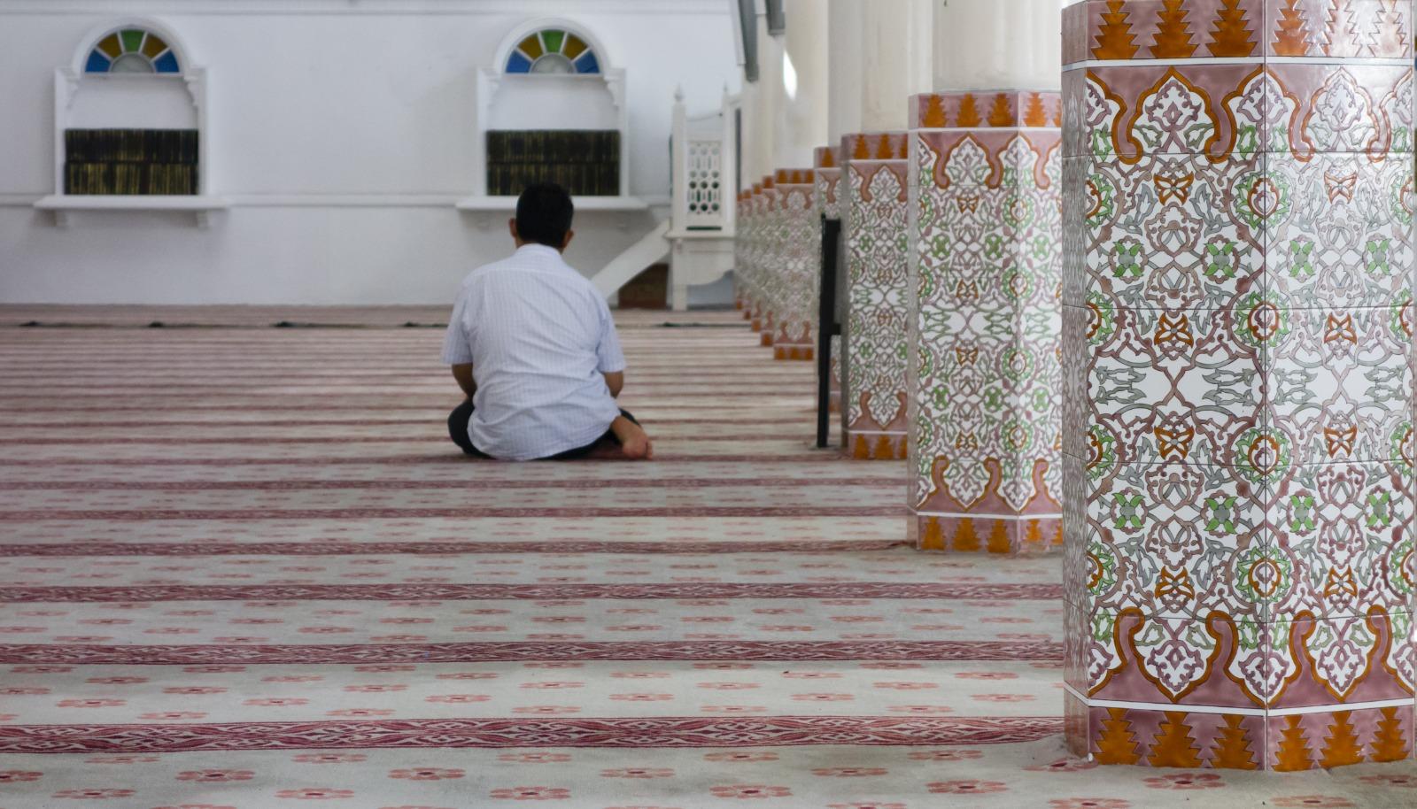 Awrah Is Exposed in Prayer