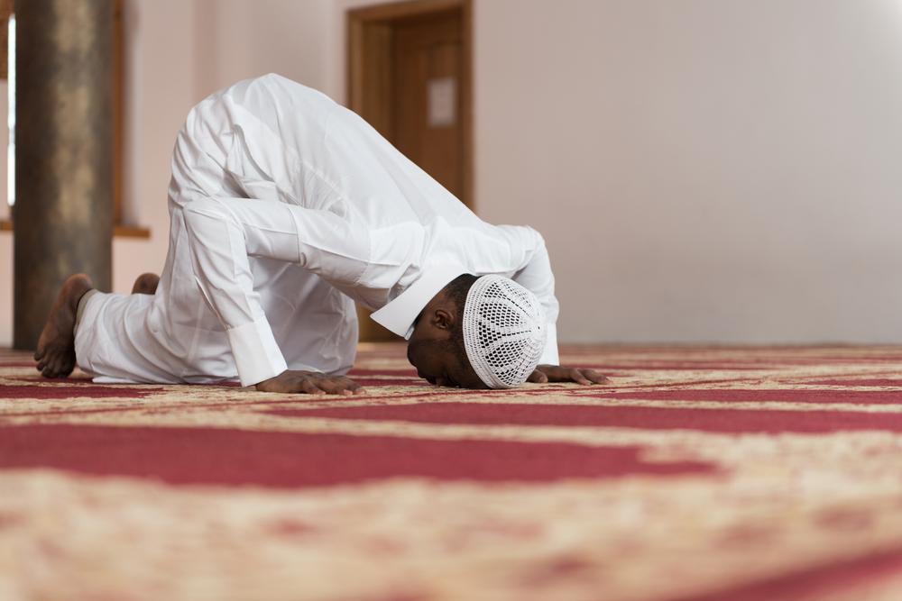 Making up missed prayers