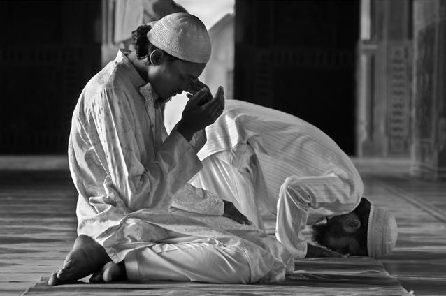 Offer Prayer Till Death