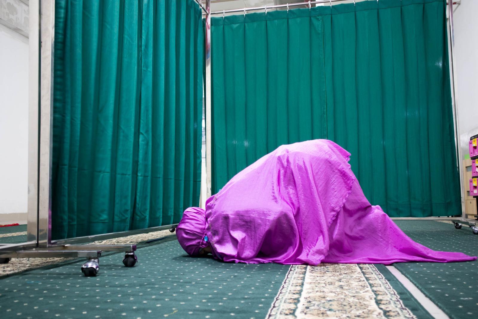 Making Sujud Ash-Shukr During Menstruation