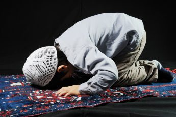 What Is the Ruling of Movements in Prayer?