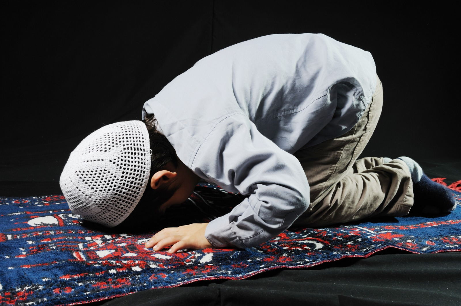 What Is the Ruling of Movements in Prayer