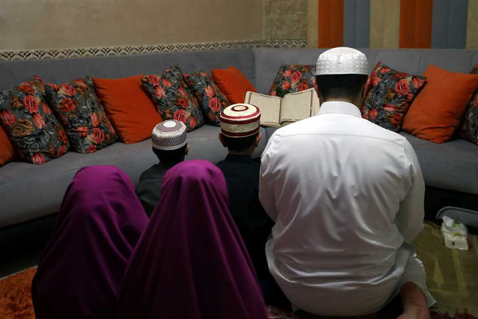 Eid Prayer at Home Due to the Lockdown
