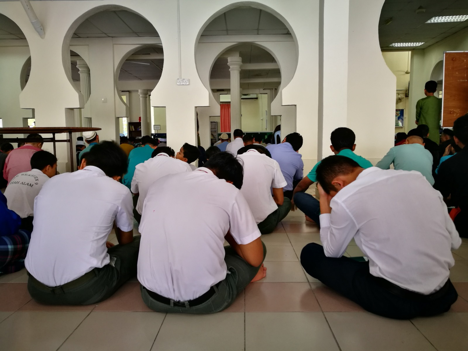 What Should I Do if I Am Not Able to Pray at School