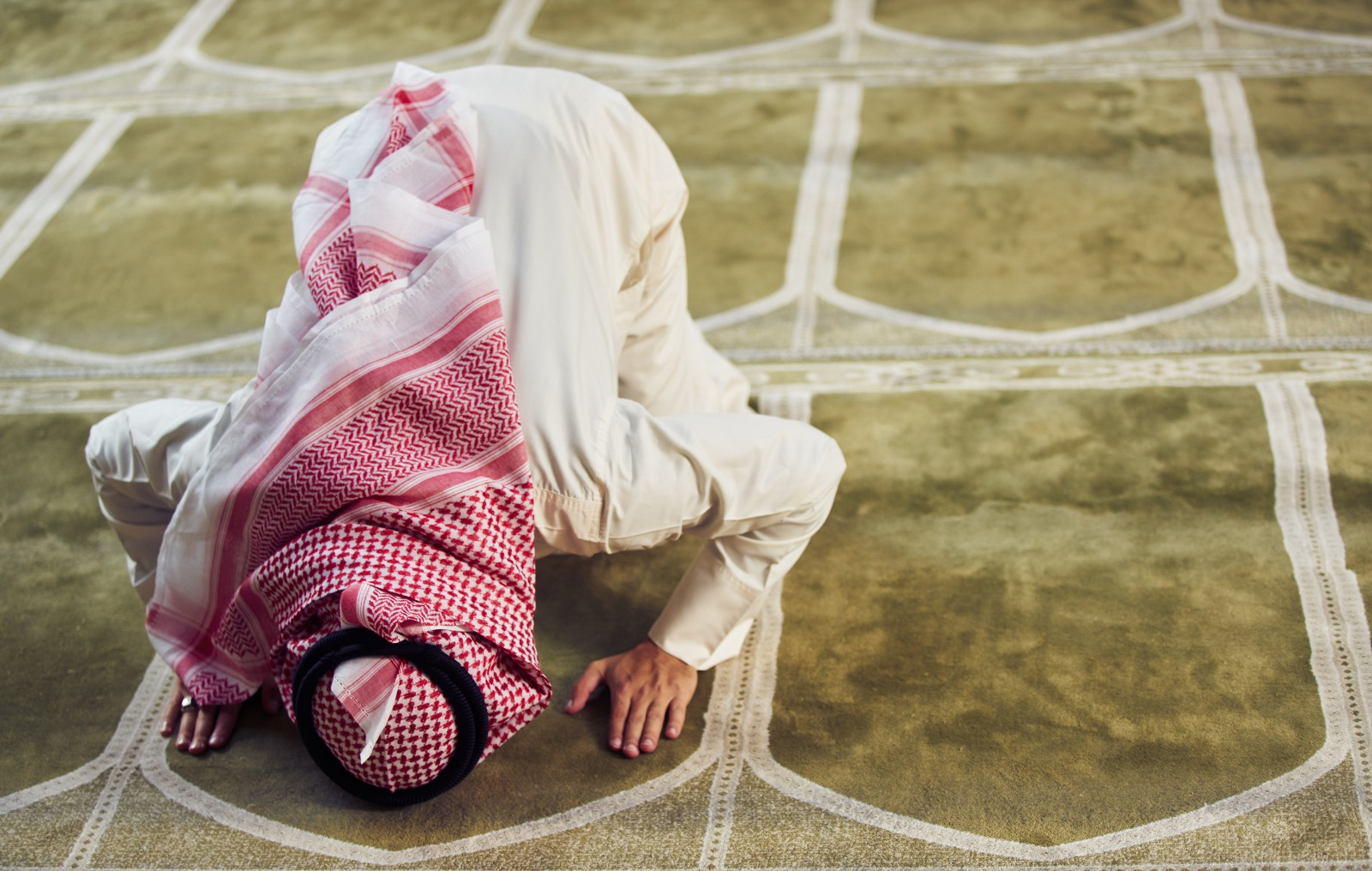 Ruling of Changing Positions After Fard Prayer for Nafl